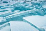 Blue ice, near Bayfield, Wisconsin 5