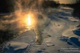 Cold morning at the Chippewa river 1