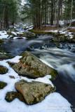 Snow melt, creek 2