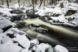 Creek with the last of the snow 4