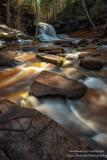 Lost Creek falls and creek 2