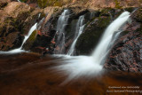 Morgan Falls, lower part
