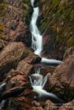 Morgan Falls, view from the top, up-close