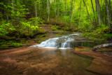 Lost Creek, down stream