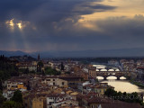 Florence before the storm