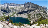 Sierra Nevada Backpack July 2020: Sequoia and Kings Canyon National Parks