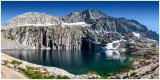 Steve at Precipice Lake