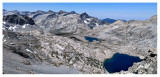 Nine Lake Basin from Pants Pass