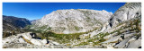 Views from Steve's hike to Big Bird Lake