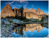 Sierra Nevada Backpack July 2021: Ansel Adams Wilderness