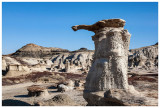 New Mexico September 2021: Bisti Badlands and Mt. Taylor