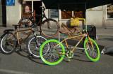 Bikes Made Of Wood