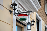 Lamps With Hungarian Cauldron