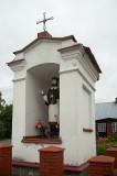 St. John Of Nepomuk Shrine In Drohiczyn