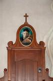 St. John Of Nepomuk Portrait In Drohiczyn