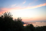 Gdansk Bay At Dawn