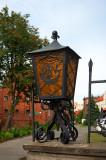 Lantern On Four Legs