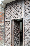 St. Catherine's Church Door