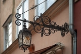 Nicely Ornamented Lantern