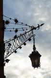 Lovely Lantern Against The Sky