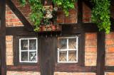 An Old House Windows