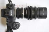 CZJ Biometer 80mmF/2.8 with Nikon Z7