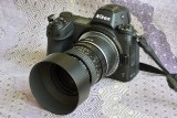 Prakticar 50/1.4(I) + Nikon Z7