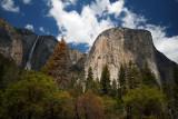 Ribbon Falls & El Capitan