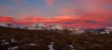 Morning Glow Along the Eastern Sierra Crest