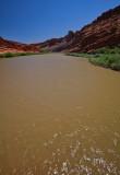 Colorado River Canyon, Arizona and Moab, Utah