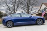 2020 Tesla 3 Blue (Gallery)
