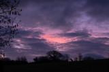 The sky, stunning.