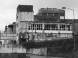 Derelict factory, Great Torrington