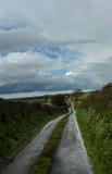 A long road.