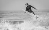 Surfing Seaside