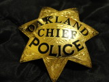 Oakland California Chief