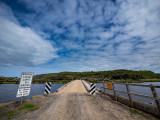 Bridge over Aire River