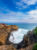 Small cove near Port Campbell Vic