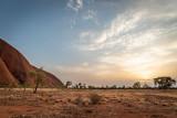 DSC_7432  Uluru early morning