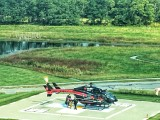 Life-Support Helicopter