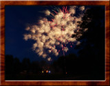 2019 July 3rd Welch Minnesota Fireworks VIDEO