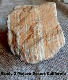 2020 Rocks Randy sent me from Mojave Desert California