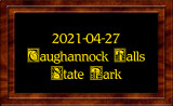 2021-04-27 Taughannock Falls State Park NY