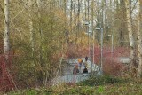 Delta ponds bike path