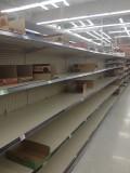 Pandemic pandemonium food shortage