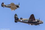 CAC Boomerang & Lockheed Hudson