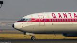 QANTAS Original Livery on Boeing 737