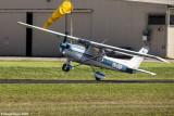 Cessna Aerobat Landing