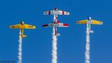 North American Harvard Flying Display