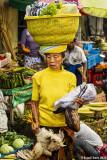 Buyer at Food Market